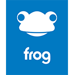 Frog Logo - access our frog VLE