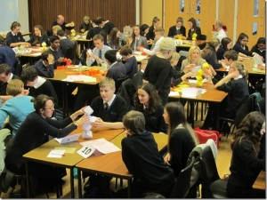 pic3Maths Feast at Northumbria University