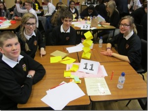 Maths Feast at Northumbria University
