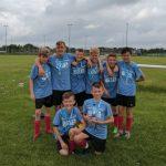 Year 7 boys football team