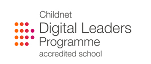 Logo - Childnet Digital Leaders Programme Associated School