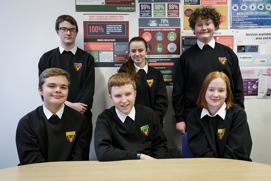 Image of our School Leadership Team