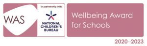 WAS - Wellbeing Award For Schools 2020-2023