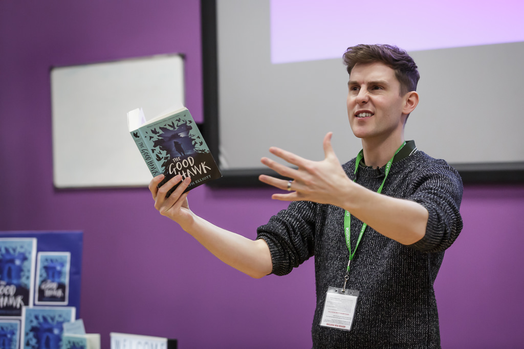 Author talks about his book