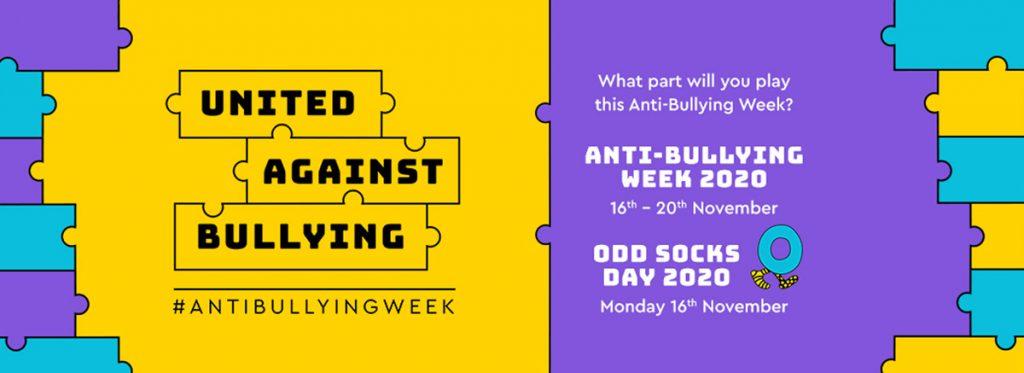 Anti Bullying Week Banner 16th-20th November