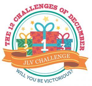 12 Challenges of December logo